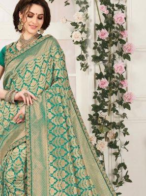 Banarasi Silk Zari Silk Saree