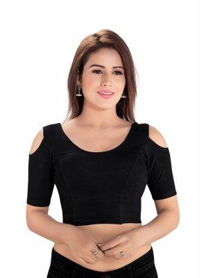 Black Color Blouse