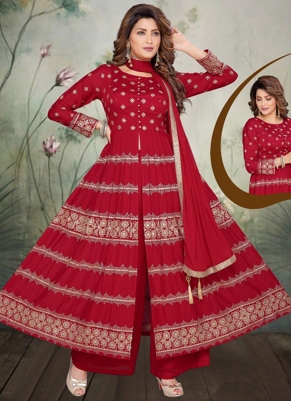 Bollywood Salwar Kameez For Engagement