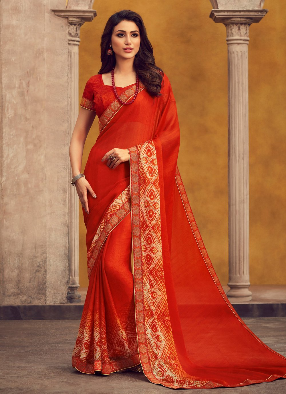 Bollywood Saree For Casual