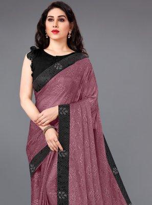 Border Designer Saree
