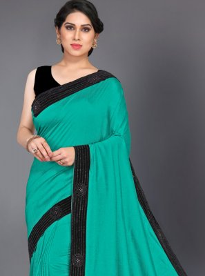 Border Silk Saree