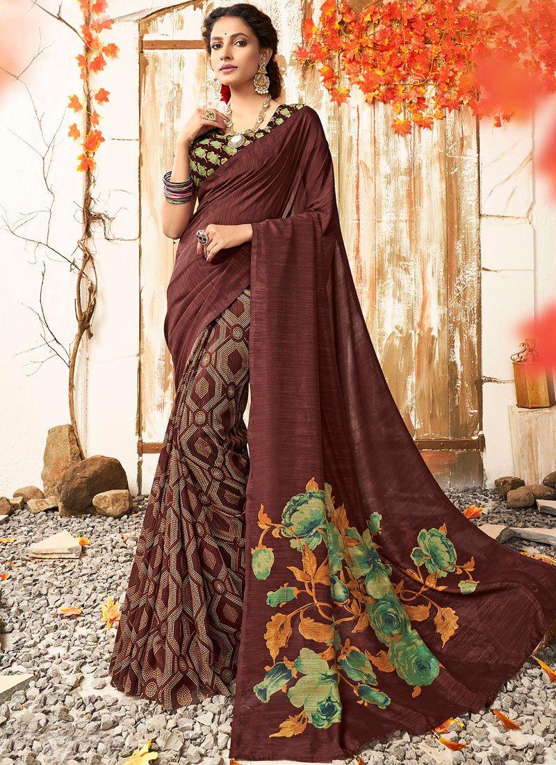 Chanderi Reception Designer Saree
