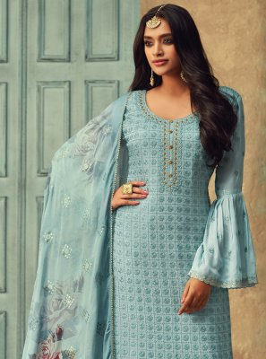 Chinon Party Trendy Salwar Kameez