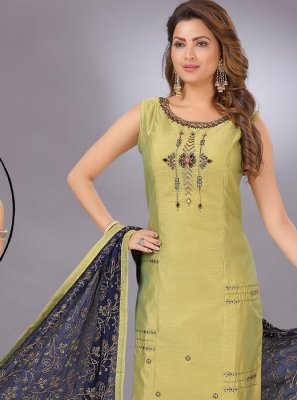 Churidar Salwar Kameez For Wedding
