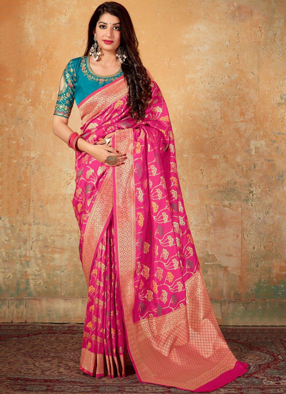 Classic Designer Saree For Reception