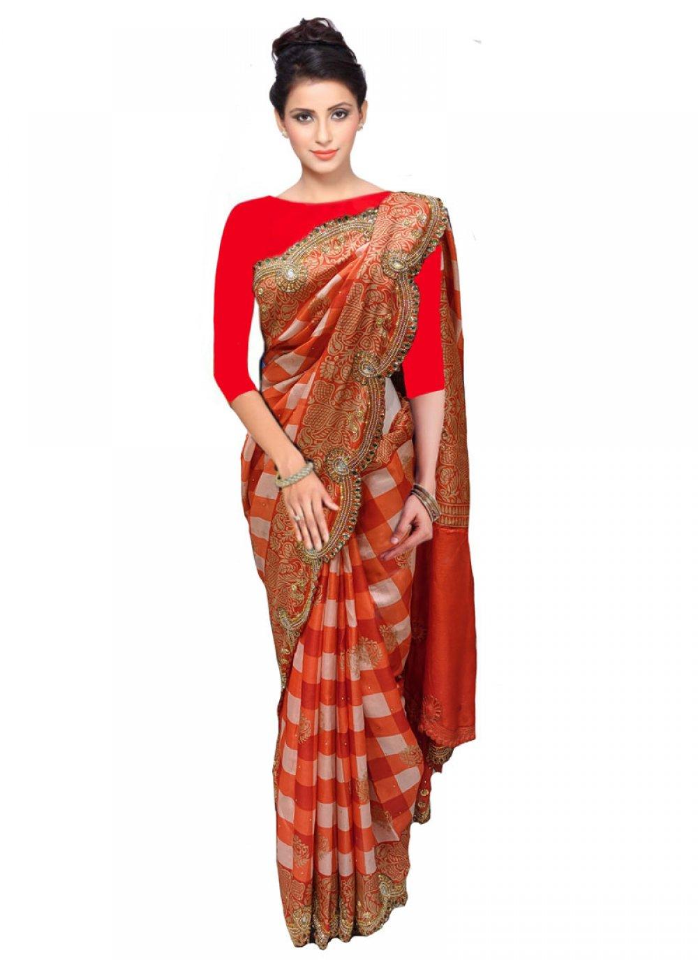 Classic Saree For Bridal