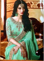 Classic Saree For Engagement