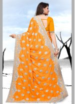 Classic Saree For Festival