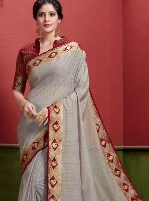 Classic Saree For Mehndi