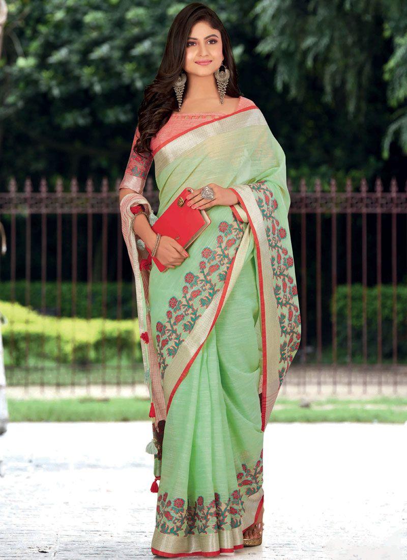 Classic Saree For Sangeet