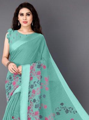 Cotton Casual Bollywood Saree