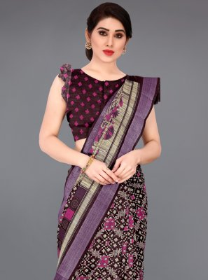 Cotton Casual Classic Saree
