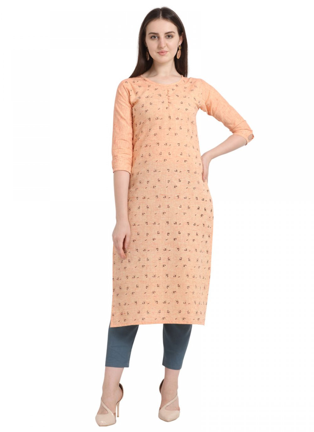 Cotton Casual Designer Kurti
