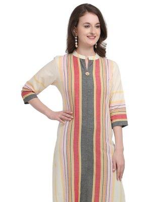 Cotton Casual Designer Kurti