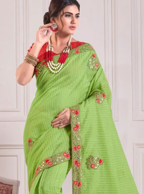 Cotton Ceremonial Classic Saree