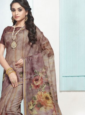 Cotton Designer Traditional Saree