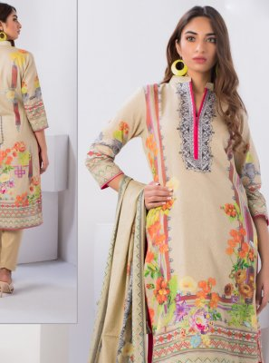 Cotton Pakistani Salwar Suit