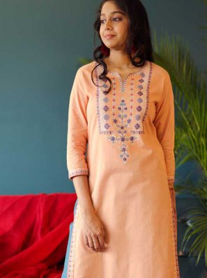 Cotton Party Casual Kurti