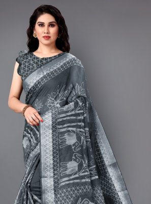 Cotton Party Classic Saree