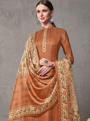 Cotton Party Salwar Suit