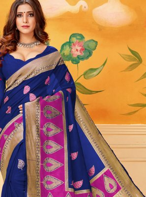 Cotton Print Casual Saree
