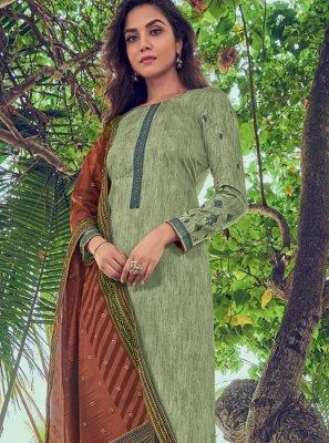 Cotton Print Salwar Kameez