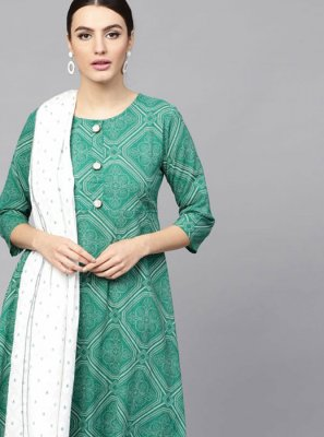 Cotton Printed Designer Salwar Suit