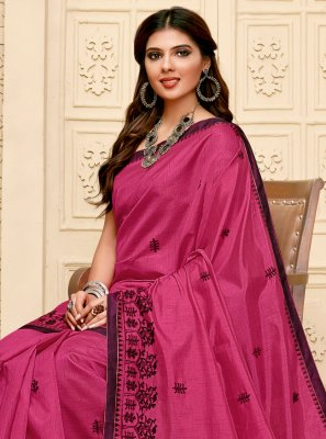 Cotton Silk Classic Saree