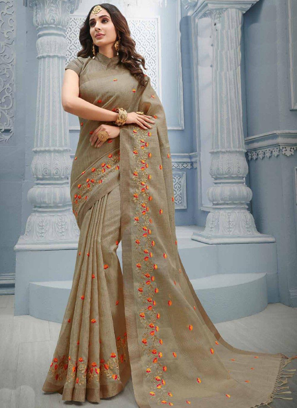Cotton Traditional Saree