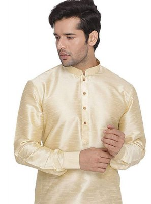Cream Color Kurta