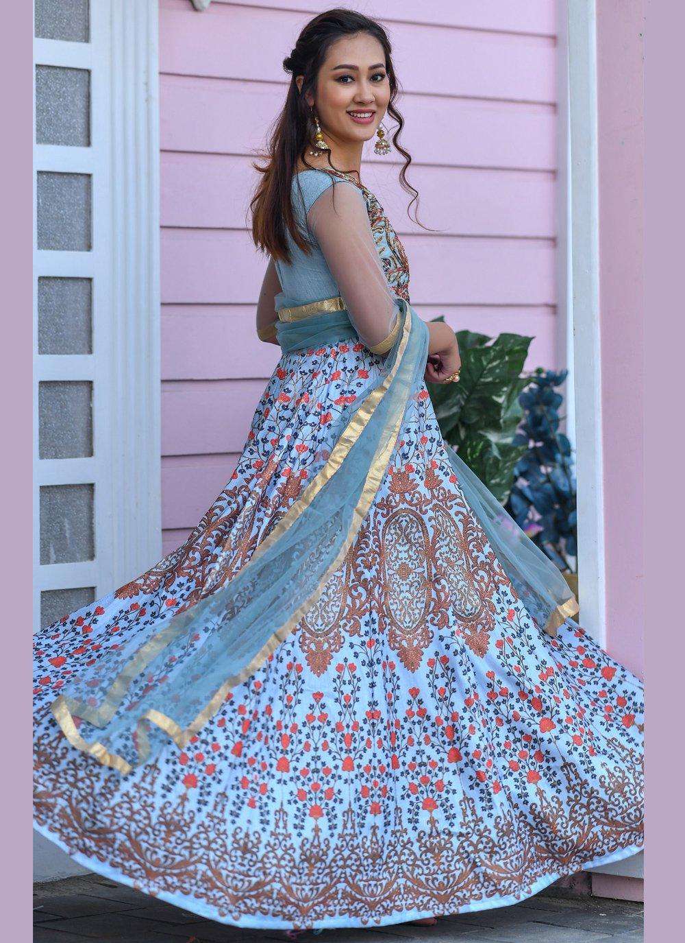 Designer Gown For Ceremonial
