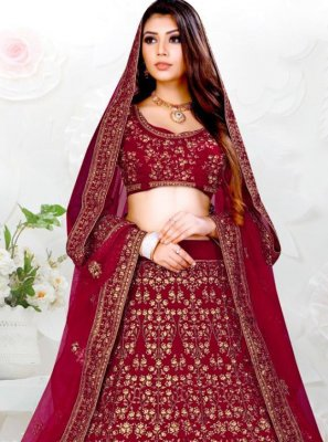 Designer Lehenga Choli For Engagement