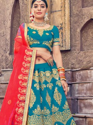 Designer Lehenga Choli For Reception