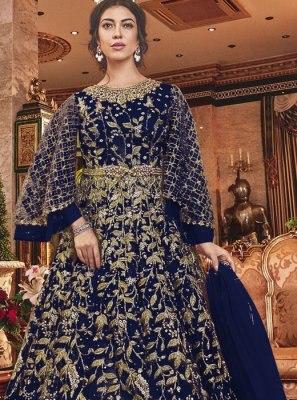 Designer Salwar Kameez For Reception