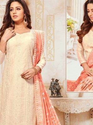 Designer Salwar Suit For Festival