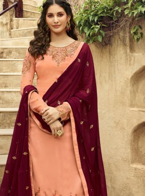 Designer Salwar Suit For Reception