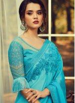 Designer Saree For Ceremonial