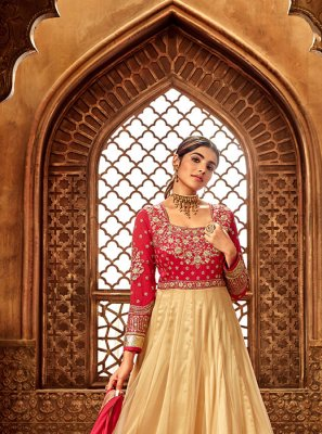 Desinger Anarkali Salwar Suit For Wedding