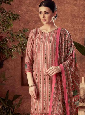 Diamond Cotton Salwar Kameez