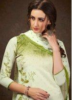 Digital Print Casual Designer Straight Salwar Kameez