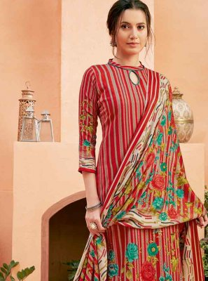Digital Print Salwar Suit