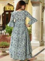 Digital Print Trendy Palazzo Suit