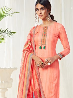 Digital Print Trendy Salwar Suit