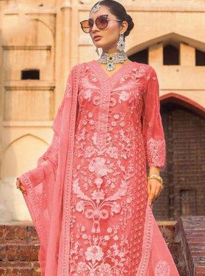 Embroidered Designer Salwar Suit