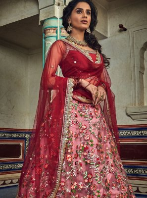 Embroidered Festival Designer Lehenga Choli