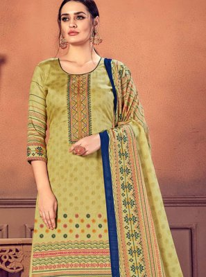 Embroidered Party Trendy Salwar Kameez