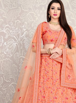 Embroidered Reception Designer Lehenga Choli