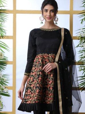 Embroidered Reception Designer Salwar Kameez