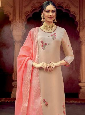 Embroidered Salwar Kameez